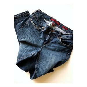 Banana Republic Skinny Blue Jeans